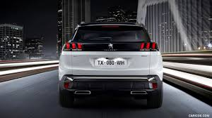 peugot 3008 2017 peugeot 3008 gt line rear hd wallpaper 10