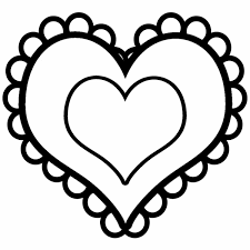 coloring pages hearts valentine hearts coloring pages tryonshorts
