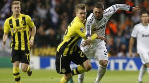 Real Madrid vs Dortmund Liga Champions 7 november 2012