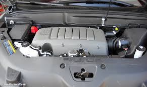 buick enclave mechanicals