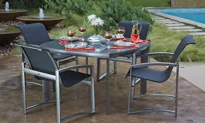 Black Wrought Iron Patio Furniture Sets by Exterior Appealing Outdoor Furniture Design By Woodard Furniture