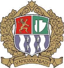 Vámosszabadi címere
