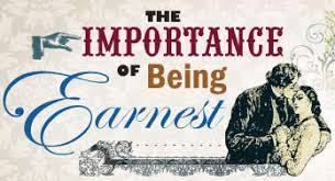 Image result for importance of being earnest