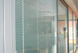 sliding glass door with blinds btca info examples doors designs