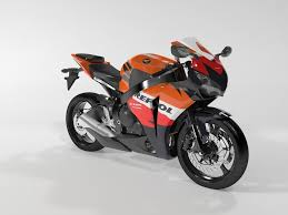 cbr motorbike price honda cbr 1000 rr 08 3d model cgtrader