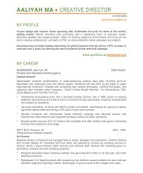 Examples Of Creative Resumes by Director Resume Examples Business Development Manager Director