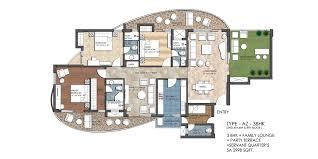 Servant Quarters Floor Plans Pushpanjali Layout Plans
