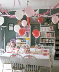 1st Birthday Decoration Ideas At Home Home Design Decoration For Birthday Party At Home Diyhome