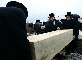 At Jewish funerals  why are the caskets closed  Don     t most     JewishBoston created at
