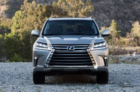 lexus v8 reliability 2016 lexus lx 570 first test review motor trend