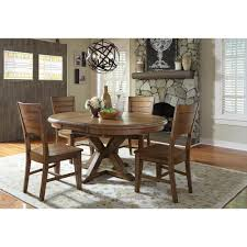 Wood Dining Room International Concepts Unfinished Wood Mission Dining Chair Set