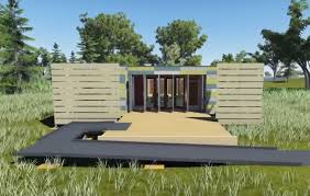 modular housing inhabitat green design innovation solar powered shelter3 is an off the grid home built to withstand tornadoes