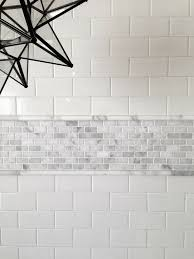 Tile Ideas For Small Bathroom Best 25 Subway Tile Showers Ideas On Pinterest Shower Rooms