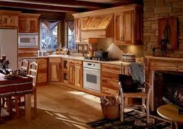 Built In Kitchen Cabinets Kitchen Design 20 Photos And Ideas Rustic Wooden Kitchen