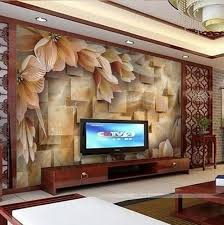 Fascinating D Wallpaper Ideas To Adorn Your Living Room - Wallpaper living room ideas for decorating