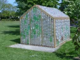 How To Build A Small Shed Step By Step by How To Build A Greenhouse Made From Plastic Bottles Dengarden