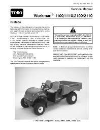 02110sl pdf workman 1100 1110 2100 2110 rev d aug 2007 by