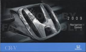 2007 2011 honda cr v repair shop manual original 2 volume set