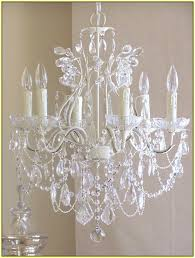 White Shabby Chic Chandelier by White Shabby Chic Kitchen Table Home Design Ideas