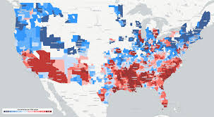Us Map Michigan by Us Crime Rates By County In 2014 Washington Post Mapping