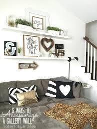 Best  Living Room Shelves Ideas On Pinterest Living Room - Wall decor for living room