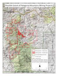 Map Az Arizona Mining Inc Wildcat Silver Tsx Az Para