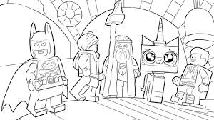 10 lego movie coloring pages released youtube