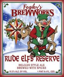 Beer: Rude Elf's Reserve