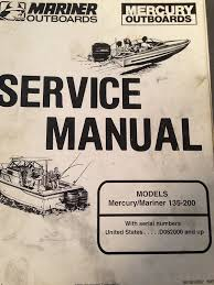 100 mercury 135 mariner outboard manual the outboard expert
