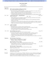 Therapist Resume Examples by Download Part Time Network Engineer Sample Resume