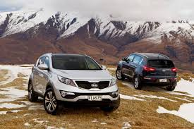 2012 kia sportage update on sale in australia photos 1 of 4