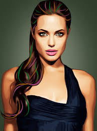 angelina jolie by lilymagpie d52ll22