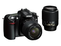 Reviewing The Nikon Digital Camera D70