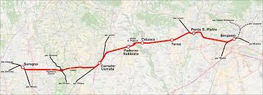 Seregno–Bergamo railway