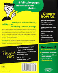 Home Design For Dummies Home Staging For Dummies Christine Rae Jan Saunders Maresh