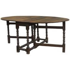 Late Th Century Dining Room Tables  For Sale At Stdibs - Century dining room tables