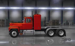 american volvo trucks mack rs 700 u0026 rs 700 rubber duck 1 6 x american truck simulator