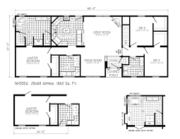 open floor plan ranch house floor plans ranch style log home