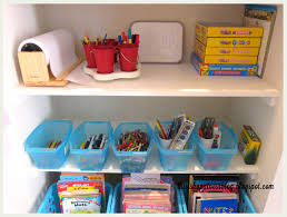 kids organization this is happiness organized kids u0027 arts and crafts closet