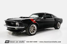1967 Ford Mustang Black 1967 Ford Mustang Mach 1 Car Autos Gallery