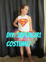 Supergirl Halloween Costume Diy Supergirl Costume Photoshoot Ideas Costumes