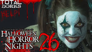 costumes halloween horror nights halloween horror nights 2016 you won u0027t stand a chance