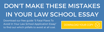 What Not to Do in a Law School Personal Statement   Law Admissions