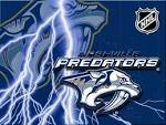 Nashville Predators Logo With
