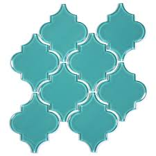 Home Decor Wholesalers Usa by Glass Arabesque Tile Teal Arabesque Wall Dividers And Tile Wood