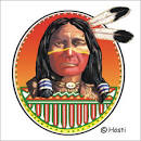 Cartoon: Indian Spirit First Nation (medium) by Hösti tagged indian,spirit, - indian_spirit___first_nation_781545