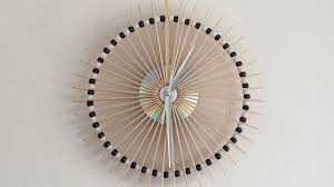 how to make a lolly stick clock youtube