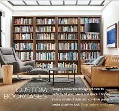 Custom Bookshelves Cost by Modern Bookcases U0026 Shelves Modern Living Room Furniture Room