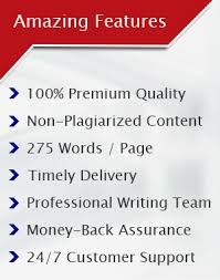 Most of all you can get your money back if our work doesn     t match your requirements  as we are      sure about the work we produce