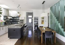 Kitchen Island Lamps Furniture Large Kitchen Islands With Breakfast Bar Features